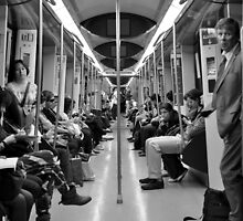 Metro Spain by MrPetrubis