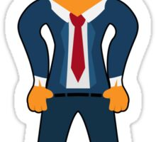 Blow Trump Doll Sticker