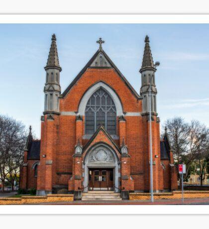 St Nicholas Catholic Church Sticker