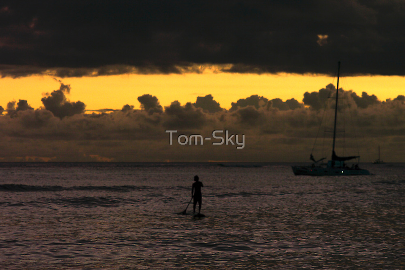 After Sunset by Tom-Sky