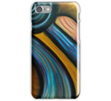 Theory of Movement iPhone Case/Skin