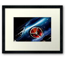 GT40 prototype Framed Print