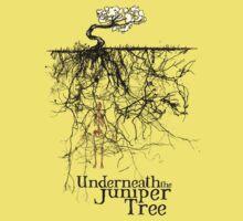 Underneath The Juniper Tree - T-Shirt Kids Clothes