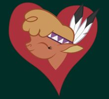 I have a crush on... Little Strongheart by Stinkehund