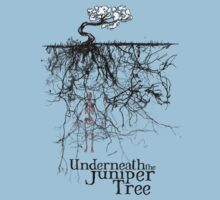 Underneath The Juniper Tree - Kids Clothes Kids Tee