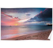 Blissful Paradise 2- Ka'anapali Coast, Maui Poster