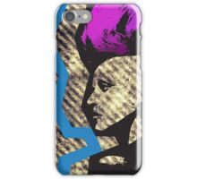 Punk Toxic iPhone Case/Skin