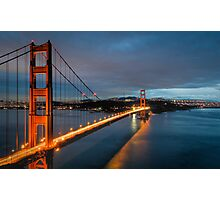 """Chrysopylae"" - Golden Gate Photographic Print"