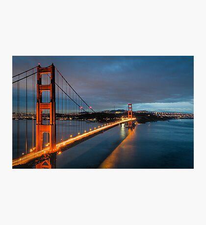 """Chrysopylae"" - Golden Gate Photographic Print"