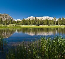 Reflections- Mountain Escape by Josh220