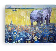 The Symbolic Pride Canvas Print