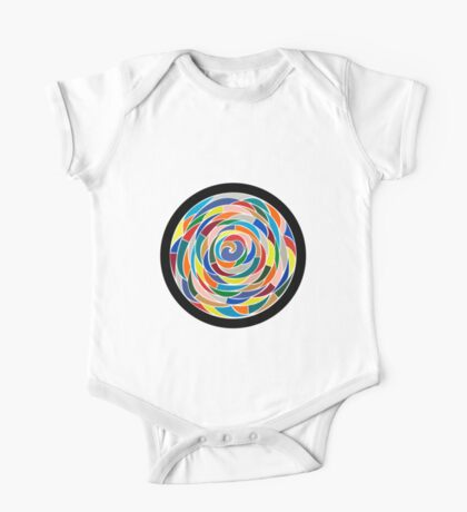 Swirling Abyss One Piece - Short Sleeve