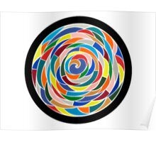Swirling Abyss Poster