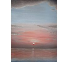 'Burnham Sunset 2' Photographic Print