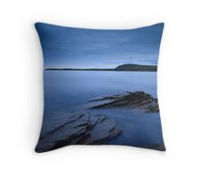 Twilight Aproaching Breck Ness III Throw Pillow
