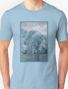 Nature Series/Blue Icebergs T-Shirt