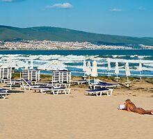 Sunny Beach - Bulgaria. by DonDavisUK
