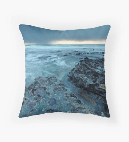 Fanore Beach Throw Pillow