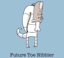 Future Toe Nibbler One Piece - Short Sleeve