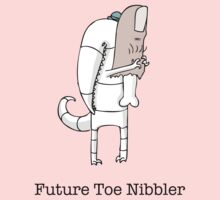 Future Toe Nibbler One Piece - Long Sleeve