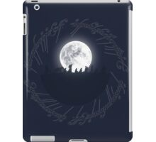Road to Mordor iPad Case/Skin