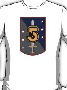 B5 Army of Light Large Logo T-Shirt