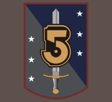 B5 Army of Light Medium Logo by Christopher Bunye
