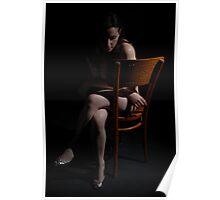 Tribute to Caravaggio Poster