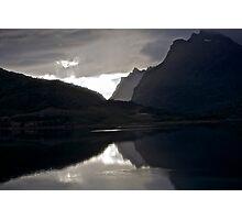 7 ★★★★★.Lofoten Magic landscape. . by Brown Sugar . Views (358) Thx! Photographic Print