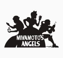 Miyamoto's Angels Baby Tee