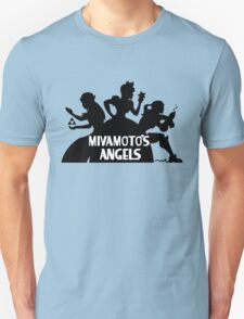 Miyamoto's Angels Unisex T-Shirt