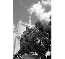 Key West Church Photographic Print