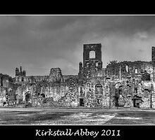 Kirkstall Abbey by David Stevens