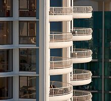 Neighbours - Surfers Paradise by Hans Kawitzki