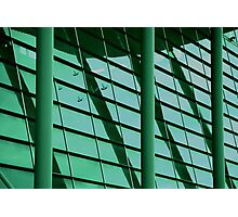 lines, levels and libraries Photographic Print