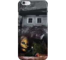 Fear and Loathing at the End of the Street iPhone Case/Skin