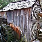 Grist Mill by Michael L. Colwell