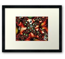 Pot Pouri Framed Print