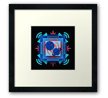 Layers Of Space (Special Edition) Framed Print