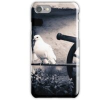 Peace Dove Vers. 2 iPhone Case/Skin
