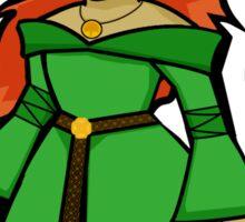 Ce'Nedra the Imperial Princess Sticker