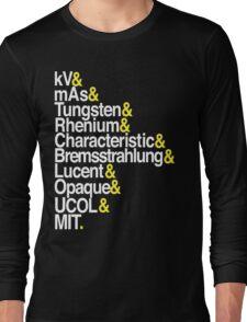 UCOL B.Sc MIT Helvetica Tee Long Sleeve T-Shirt