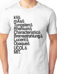 UCOL B.Sc MIT Helvetica Tee Unisex T-Shirt