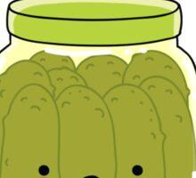 Introverted Jar Sticker