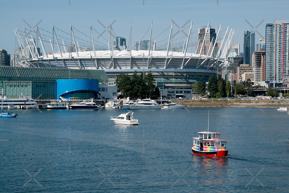 BC Place Sports Venue by MaluC