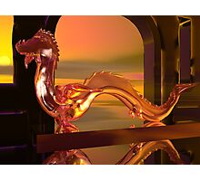 The Last Water Dragon Photographic Print