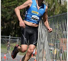 Kingscliff Triathlon 2011 Run leg P002 by Gavin Lardner