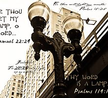 Lamp unto my feet by EliMcD