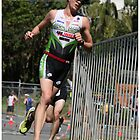Kingscliff Triathlon 2011 Run leg P006 by Gavin Lardner