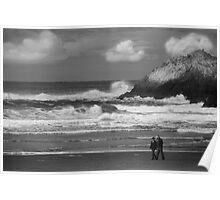 Tsuname Warning Poster